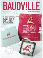 Baudville Wins Gold Award for Holiday Campaign