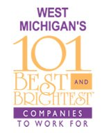 West Michigan 2014 Winner of 101 Best and Brightest Companies To Work For