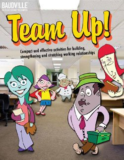 Download the first 3 chapters of the Team Up! eBook