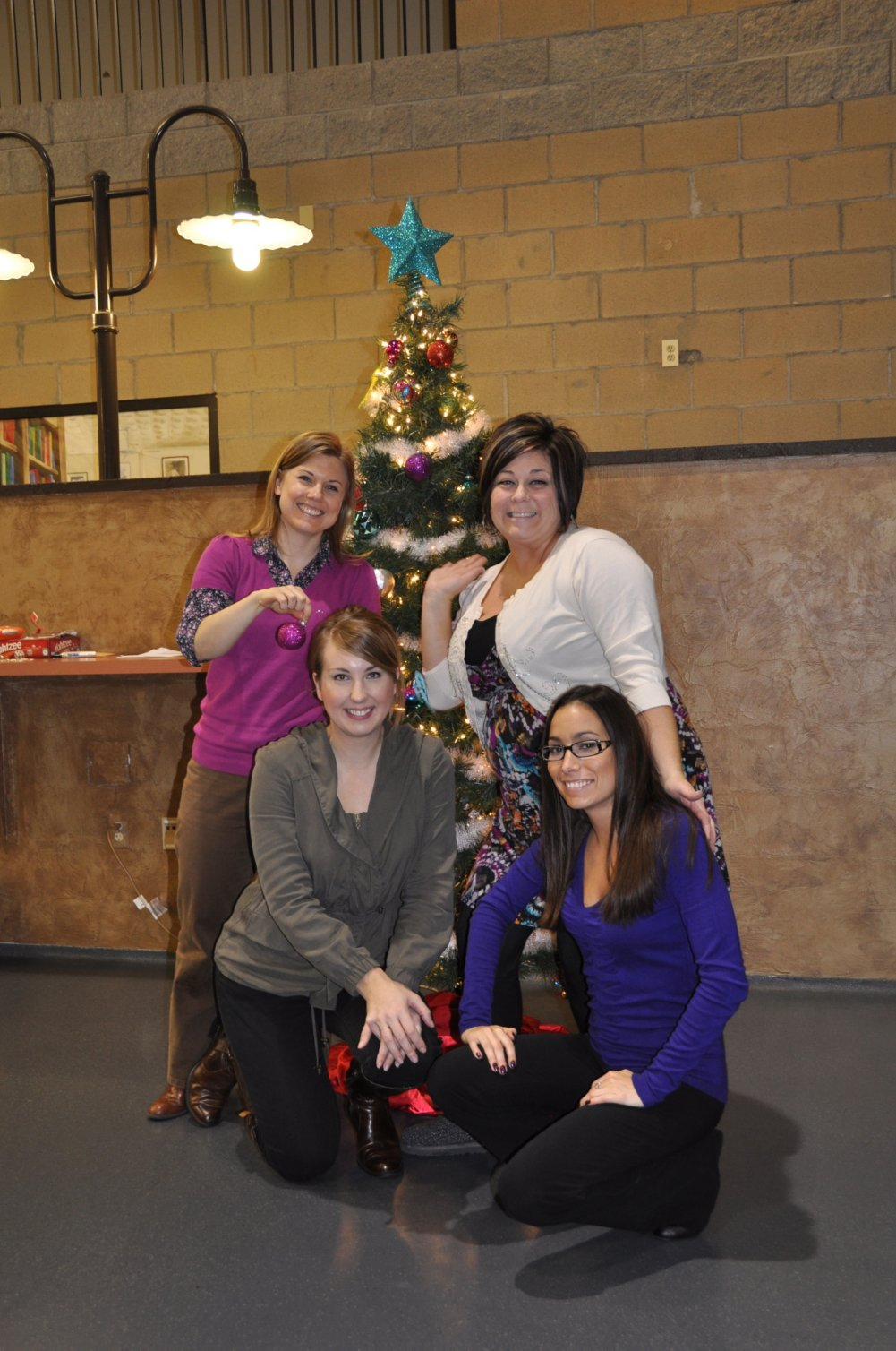 More Pictures of Baudville's Christmas Tree