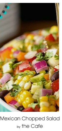 Mexican Chopped Salad by The Cafe