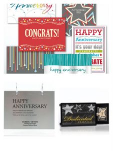 Celebrate Anniversaries at Work