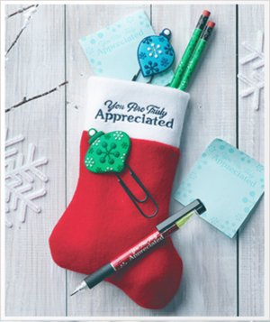 Holiday Stocking Gift Set