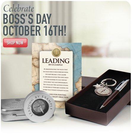 Celebrate Boss's Day!