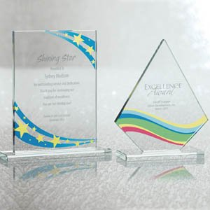 Shop Brilliant Colored Glass Awards