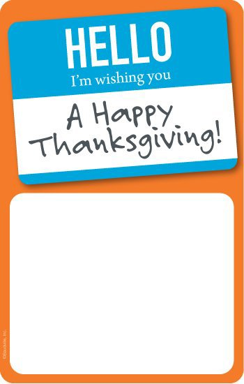 Send a Free Thanksgiving ePraise