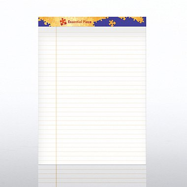 Full-Size Notepads - Essential Piece