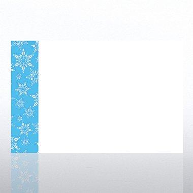 Jumbo Postcard - Snowflake