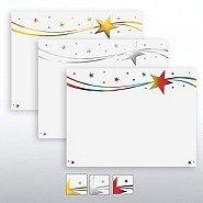Foil Certificate Paper - Milky Way Stars