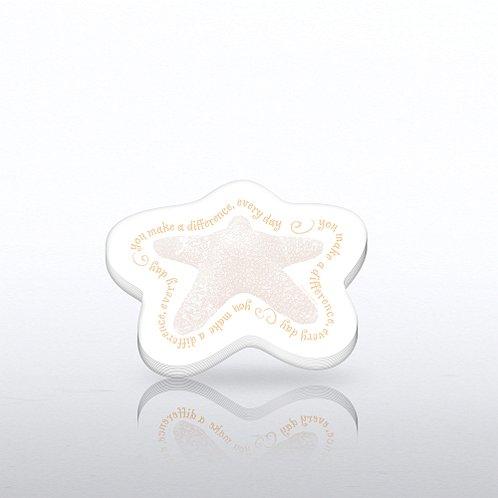 Sand Starfish Taking-Note Pads