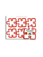 Fun-Shaped Badges - Puzzle Piece