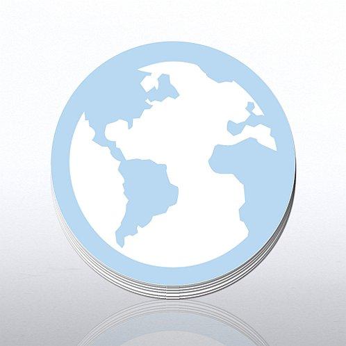 Globe Taking-Note Pads