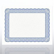 Certificate Paper - Ivy - Royal Blue