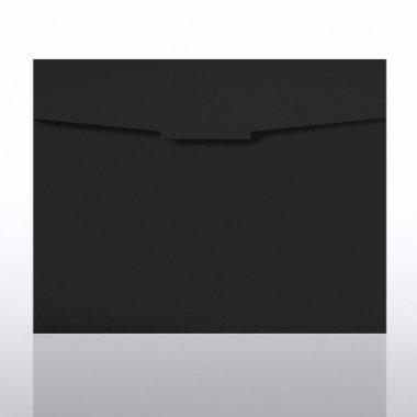 Certificate Folder - Black
