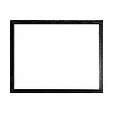 Black Molded Plastic Frame