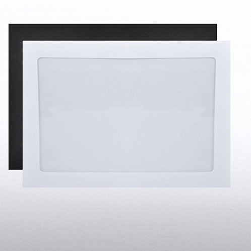 Certificate Envelope with Window