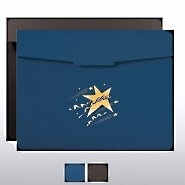 Celebration Star Certificate Folder