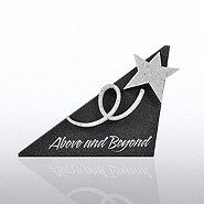 Sculptured Desk Awards - Above & Beyond