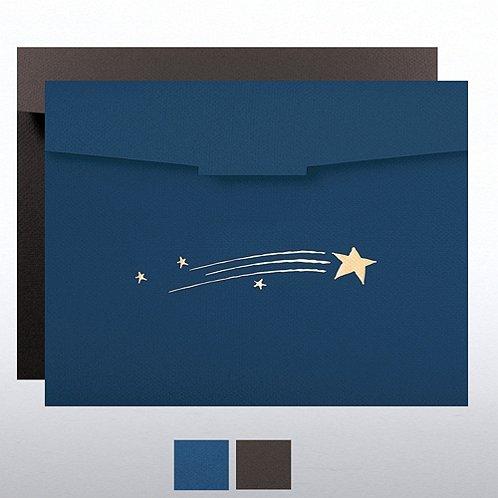 Blazing Star Certificate Folder
