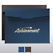 Achievement Certificate Folder