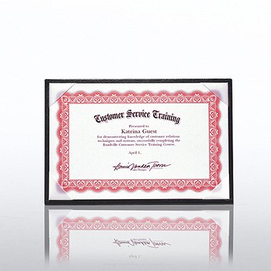 Award Board - Half Size - Black
