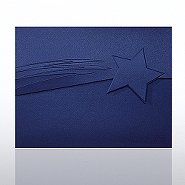Shineline Folder - Shooting Star - Blue