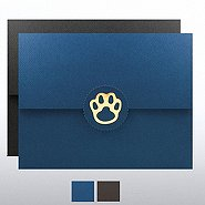 Paw Foil Certificate Folder