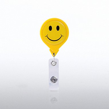 Badge Reel - Positively Awesome Smile