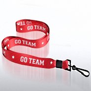 Themed Lanyard - Go Team