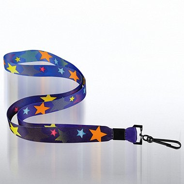 Themed Lanyard - You Are a Star