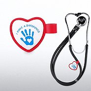 Stethoscope Tag - I Make A Difference