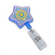 Badge Reel - Fashion Star with Sparkles