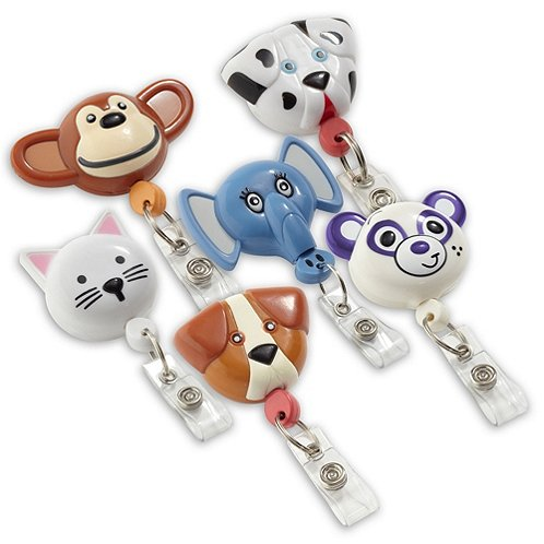 Pedia Pals Badge Reel Variety Pack