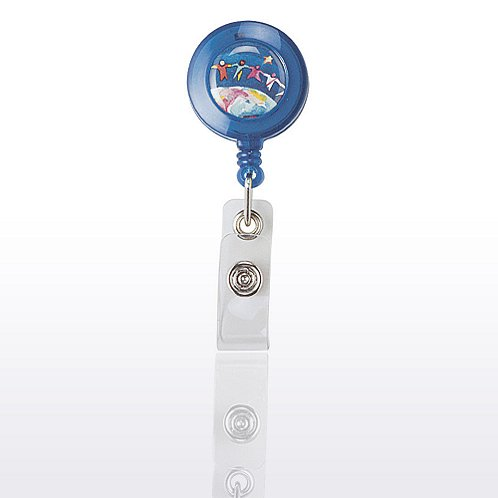 TEAM Themed Badge Reel