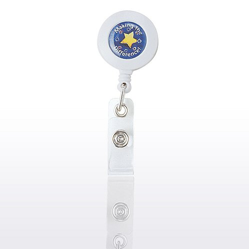 Making the Difference Star Themed Badge Reel