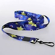 Themed Lanyard - MTD Star w/Swivel Hook