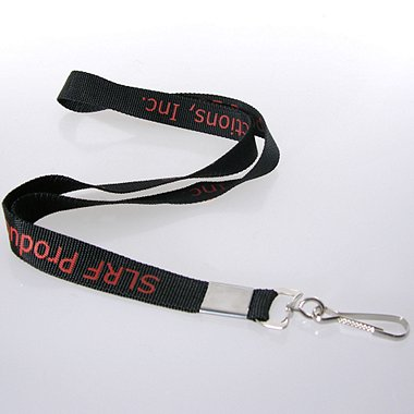 Smart Buy Custom Lanyards - 3/4 Inch Nylon