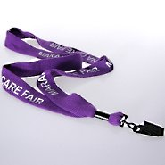 Premium Custom Lanyards - 1 Inch Woven Cotton