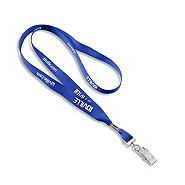 Recycled Custom Lanyard - 3/4