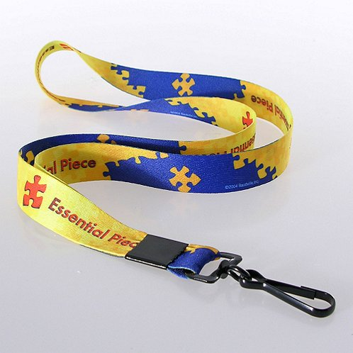 Essential Piece Themed Lanyard