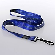 Themed Lanyard - I Make the Difference Breakaway w/ Hook