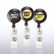 Badge Reel - Safety Variety Pack