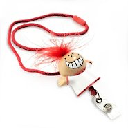 Lanyard Badge Reel Combo - T-shirt
