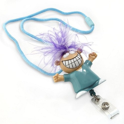Doctor Lanyard Badge Reel Combo