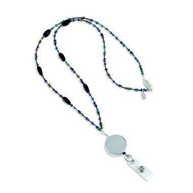 ID Badge Reel Necklace - Color Prism
