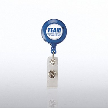 Themed Badge Reel - Together Everyone Achieves More