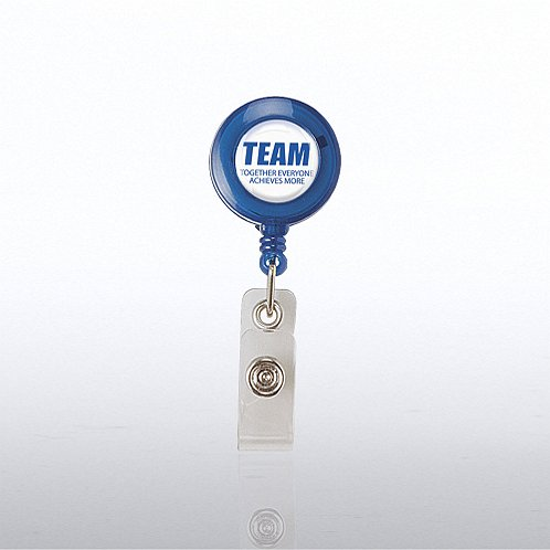 Together Everyone Achieves More Themed Badge Reel