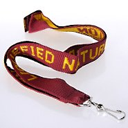Embroidered Custom Lanyards - 1 inch
