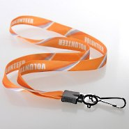 Lanyard - Premium - Volunteer