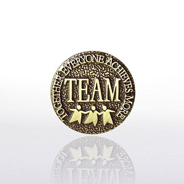 Lapel Pin - TEAM